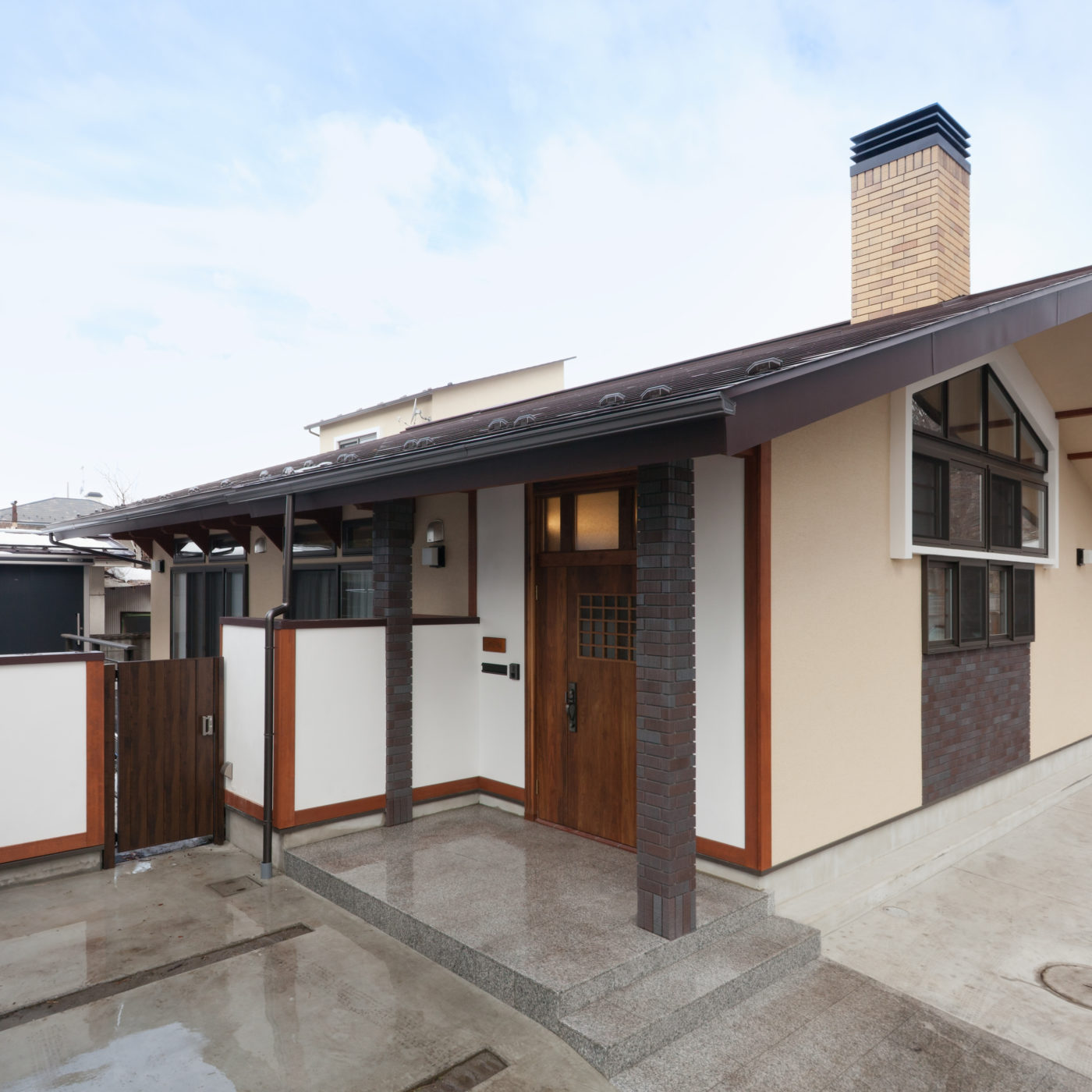 松本 桐の家